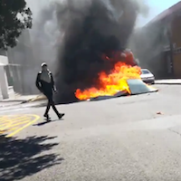 Inside Education: Scenes at CPUT protests