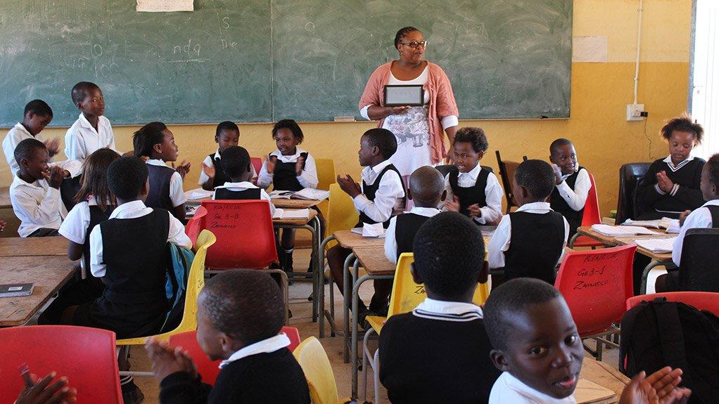 South African Teacher