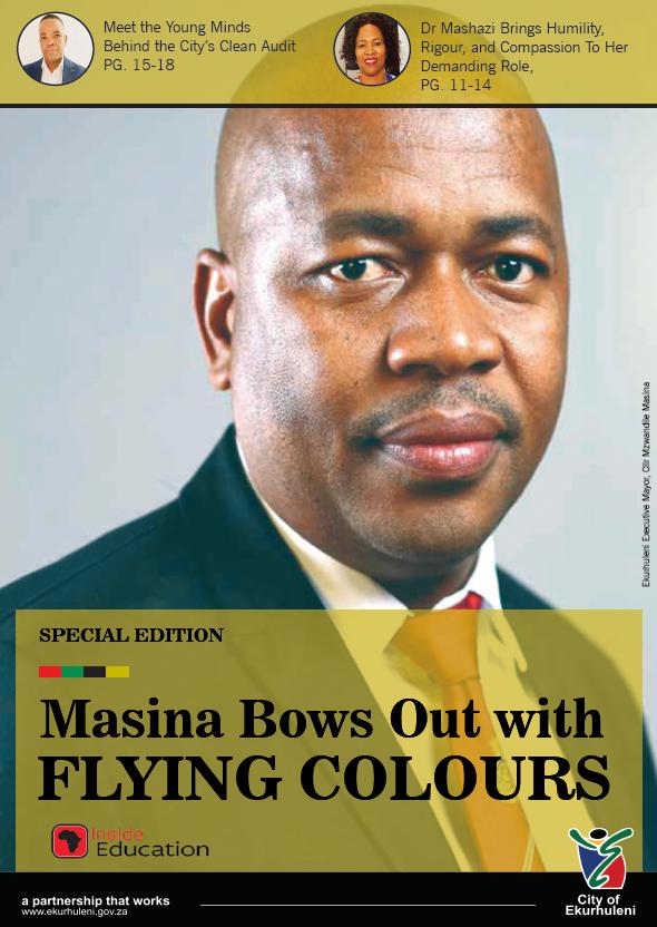 Ekurhuleni Masina Bows out