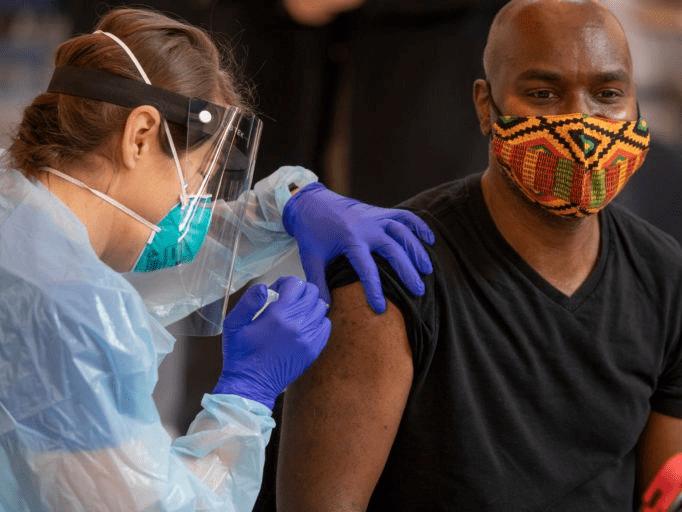 Teacher vaccination gets mixed reactions